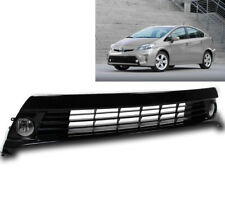 2012-2015 TOYOTA PRIUS BUMPER FOG LIGHT CHROME+HARNESS+SWITCH KIT W/GRILLE GRILL