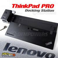 Lenovo ThinkPad Pro Dock Docking Station + Key T460p T460s T540p T550 T560 X260