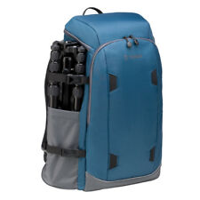 Tenba Solstice 20L Backpack -(Blue) > All-day carrying comfort and protection