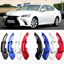 For LEXUS GS250 12-16 Steering Wheel DSG Paddle Shifters Extension Aluminum