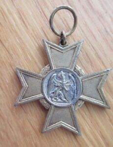 Original Orden / Baden Kriegsverdienstkreuz ( 1916 - 1918)