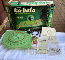 Ka-Bala Transogram fortune telling game 1967 in box with tarot cards!