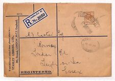 BB153 1933 GB Registered Letter Essex {samwells-covers}PTS
