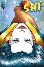 Shi The Series #9 April 1998 First Printing Crusade Comics