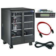 1-15 Duplicator SATA CD DVD Barebone Copier Tower +18 Bay Case and Controller