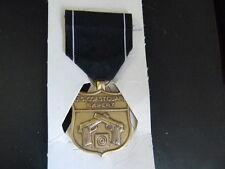 FULL size US COAST GUARD Pistol Expert military medal Orig. Pkg