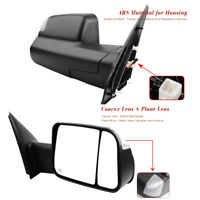 For 02-08 Dodge Ram Pickup Towing Mirrors Power Heated Tow Side Mirror Pair Set