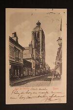 Carte postale ancienne CPA TOURS  - Tour de l'Horloge
