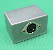 PedalBoard MIDI Patch Bay Junction Box - 5 Pin DIN Jacks Patchbay