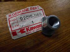 Kawasaki,92015 1185, Nut 14mm, Rear suspension, GPZ550 H1-H2, NOS