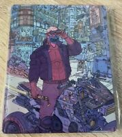 Cyberpunk 2077 Steelbook Steel book Case ONLY PS4 GEO Limited in Japan F/S