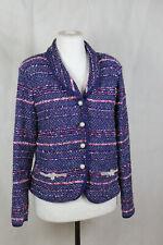 Elegance Jersey Jacke Blazer Damen Gr.42,sehr guter Zustand