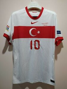Turkey football national team gift jersey for opponents