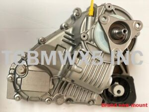 BMW X3 TRANSFER CASE OEM REMAN  2004-2012 1 YEAR WARRANT ACTUATOR MOTOR INCLUDED