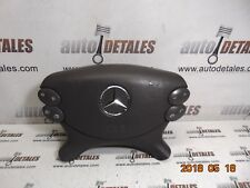 Mercedes E class W211 steering wheel air bag SRS A2198601502 used 2007