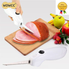 One Touch New Battery Powered Knife Easy Cut Cordless Knife For Pork Stainless