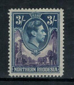 Northern Rhodesia, Scott 42 in MH Condition
