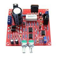 0-30V 2mA-3A Adjustable DC Regulated Power Supply Kits LED Display Variable US