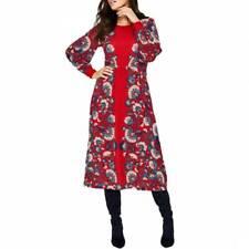 Boden Dress Zoe Floral  SIZE 18 LONG