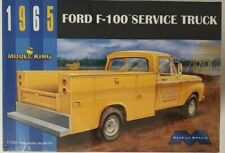 Moebius Models 1965 Ford F-100 Service Truck #1235