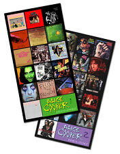 """ALICE COOPER twin pack album cover magnets (two 3"""" X 5"""" magnets) paranormal"""