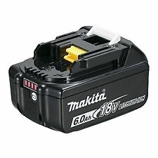 Plastic Seal Makita 6.0ah 18v Li-ion Battery BL1860B LXT for Drill Saw Drivers