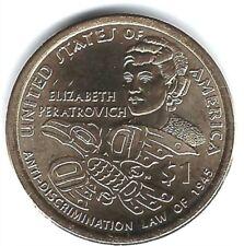 2020-P Philadelphia $1 Brilliant Uncirculated Native American Dollar Coin!