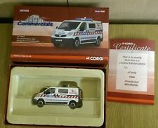 Corgi CC14407 Vauxhall Vivaro Van Hampshire Constabulary Ltd Ed. Factory Sample