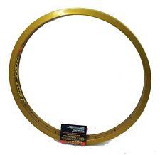 """Odyssey Hazard Lite BMX Rim - Anodized Gold - 20 x 1.75"""" - 36H - Old Stock"""