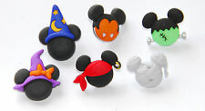 Mickey & Minnie Halloween Hats / Disney Collection ~ Dress It Up Buttons