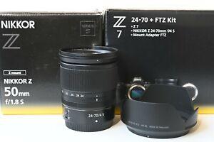 Nikon Nikkor Z 24-70mm F/4