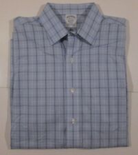 Brooks Brothers Non Iron Long Sleeve Button Down Shirt Mens Size 16-33 Large