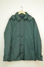 HENRI LLOYD Men Iconic Consort Jacket Coat Green Gable Size L