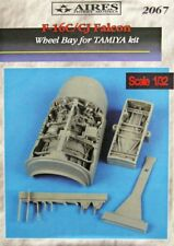 Aires 1/32  F-16C/CJ Falcon Wheel Bay for Tamiya kit # 2067