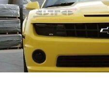 2010 - 2013 Camaro V6 SS Carbon Smoke GTS Headlight Covers 2011 2012