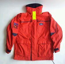 Gill sailing waterproof jacket size small