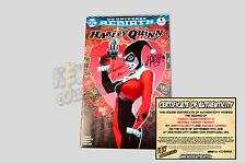 Aspen Harley Quinn #1 Rebirth Michael Turner Variant - SIGNED PALMIOTTI / CONNER