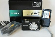 Fujifilm Finepix J110w Digital Camera