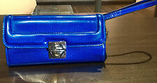 MARC by Marc Jacobs, Grace Cross-Body/ Wristlet (Irridescent Blue)