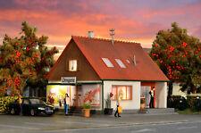 Kibri 38720 - H0 Einfamilienhaus mit Laden  - Neu