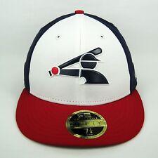 New Era Men's MLB Chicago White Sox Batting Practice 5950 Fitted Cap - 7 1/4