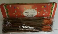 Kesar Chandan (Saffron Sandal) Agarbatti Incense Sticks 100 grams Flora Incense