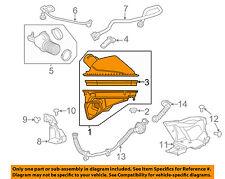 Chevrolet GM OEM 17-18 Camaro 3.6L-V6 ENGINE-Air Cleaner Assembly 23323506