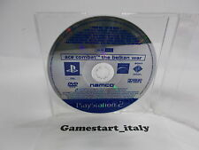 ACE COMBAT THE BELKAN WAR (SONY PS2) PROMO VERSION - PAL VERSION