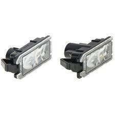 2013-2019 FIAT 500 LICENSE PLATE LAMP RIGHT & LEFT SIDE OEM NEW MOPAR