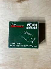 N/Ho Scale Kato Unit Track Automatic Signal Power Supply 1 Pc #20601 New In Box
