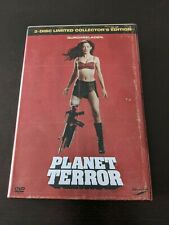 Planet Terror (2-Disc Limited Collector's Edition in Metall-Box) (DVD)