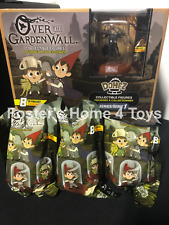 "3x OVER THE GARDEN WALL DOMEZ DISNEY 2"" COLLECTIBLE BLIND MINI FIGURE NEW"