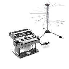 MARCATO Atlas 150 mm Nudelmaschinen Ausrollmaschine + Tacapasta Trockner Pasta
