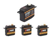 Emax 3x ES09MD 1x ES9257 Digital Heli Servo Set T-REX 450 Pro CopterX